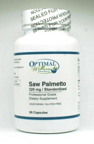 Saw Palmetto Plus 320 mg