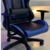 Chaise ZH-2075 Black-Blue