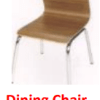 Chaise Dining Chair 11