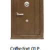 Coffre Fort 01 P, [H100XW60XD50], Ser+Comb, ALM0022,