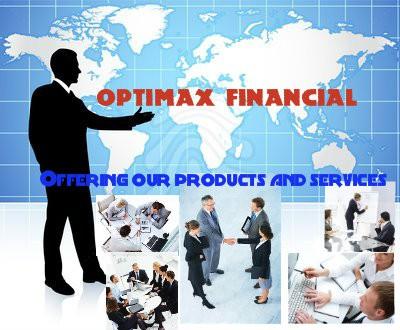 GLOBAL FINANCIAL CAPITAL LENDING OPTION SOLUTIONS [Service Markets]