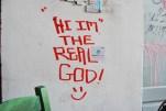 hi, i am the real god - SMILE