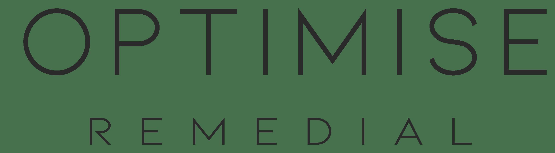 Optimise Remedial Transparent Logo