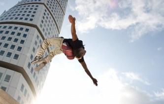 Паркур – изкуството на счупените крайници