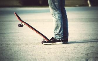Никой не е толкова добър на скейта колкото Гоу Мияги