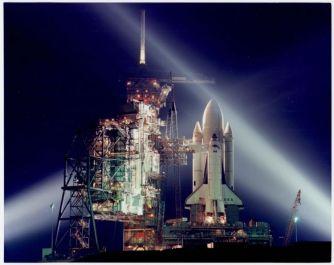 Стари снимки от архивите на НАСА