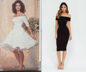 Off-The-Shoulder Dresses