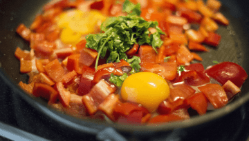 10 Simple and Quick Egg Recipes