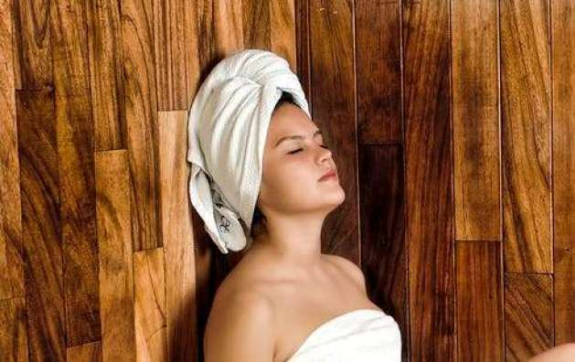 hair spa procedure at home