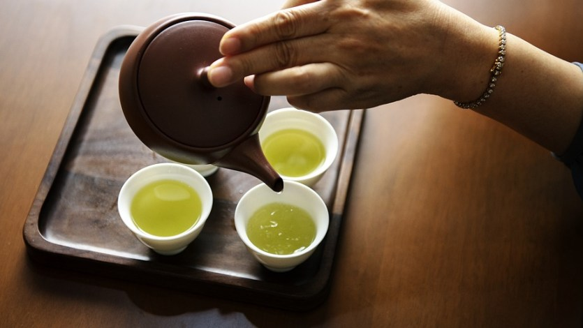 green tea benefits and side effects