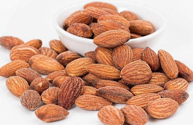 almonds-for healthy liver