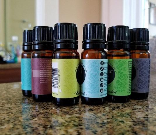 Benefits of essential oils