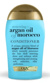 hair conditioners with argan oil