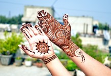 latest mehandi designs