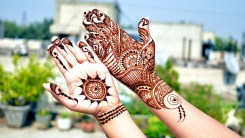 Latest Mehandi Designs that You Must Try in 2018