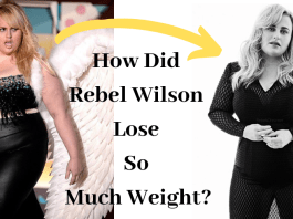 Rebel Wilson Weight Loss Journey