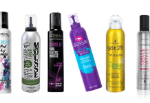WHAT IS HAIR MOUSSE? HOW TO USE IT?