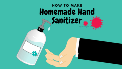 How to Make Hand Sanitizer at Home – Step by Step Guide