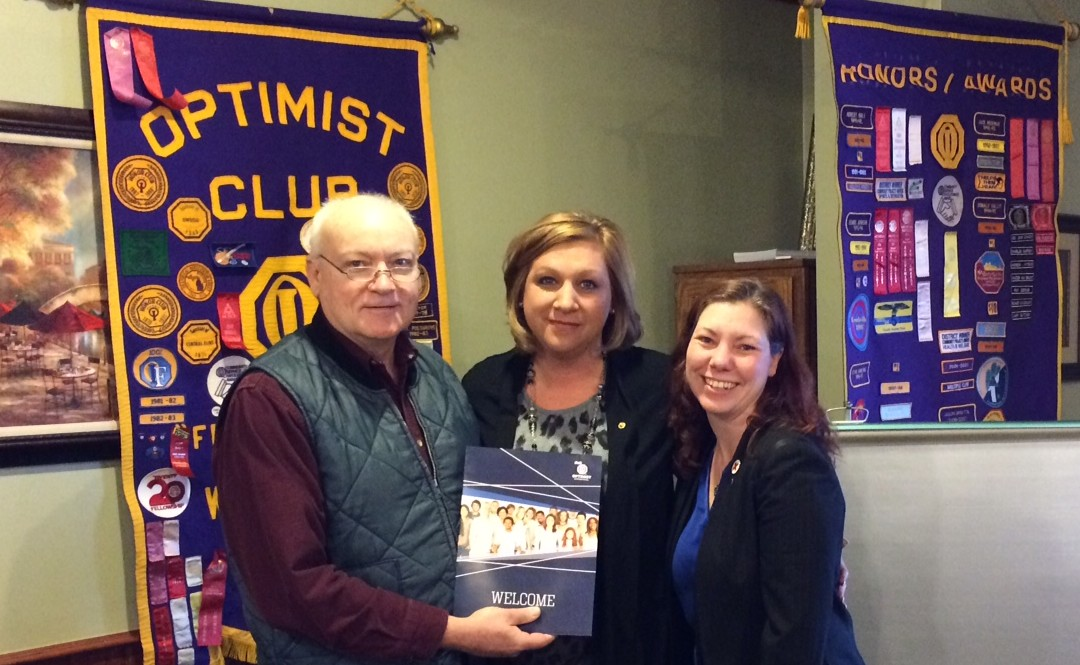 West Flint Optimist Club Newsletter – 2/19/15