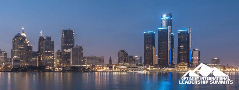 Optimist International Leadership Summit – Detroit, MI
