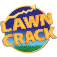 Lawn Crack Menu Logo