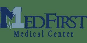 MEDFIRST Medical Center Logo
