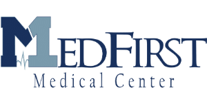 MEDFIRST Medical Center Logo