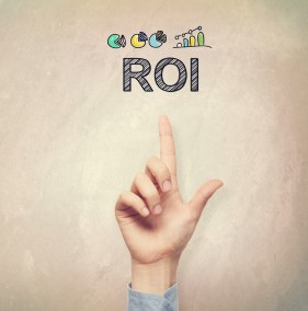 Main pointing up at ROI to increase it online