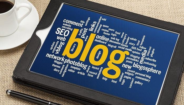 Custom Blogs for Website
