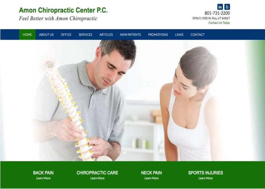 Dental and Medical Website Templates – Optimized 360