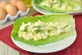 Ceasar Egg Salad