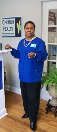 Natural Health Practitioner: Tianya Clark