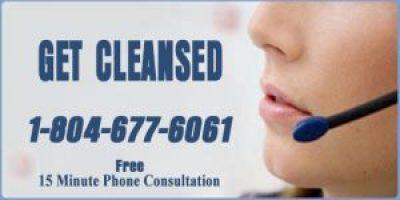 GET CLEANSED! 804-677-6061