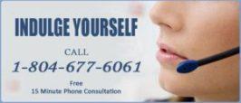 INDULGE YOURSELF, 804-677-6061