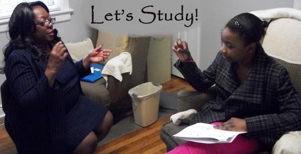 Let's Study!