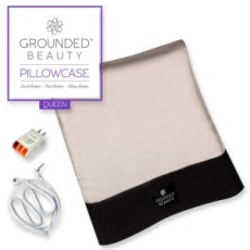 pillowcase, grounded beauty