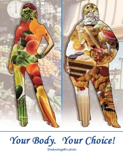 your body your choice