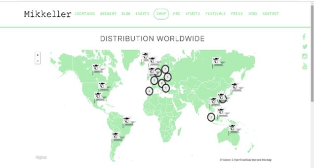 - mikkeller distribution
