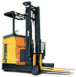 Reach Truck Novice Course