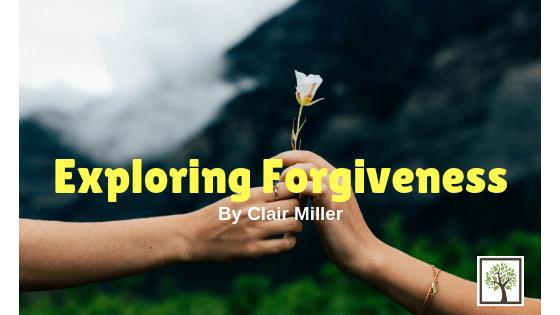 Exploring Forgiveness as a Choice