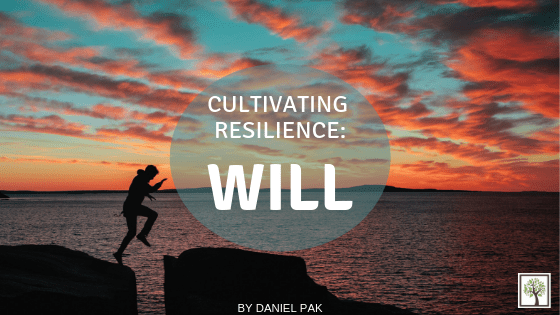 CULTIVATING RESILIENCE: Will