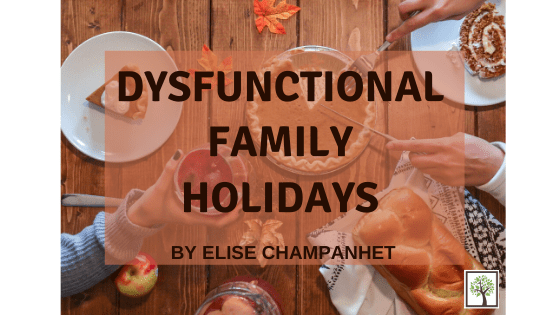 Dysfunctional Family Holidays