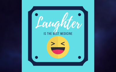 Laughter is Indeed the Best Medicine