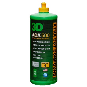 3d aca x-tra cut compound optimum motor sports