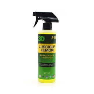 3d luscious lemon scent 16oz optimum motor sport