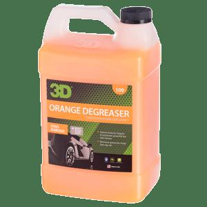 3d orange degreaser 1gal optimum motor sports