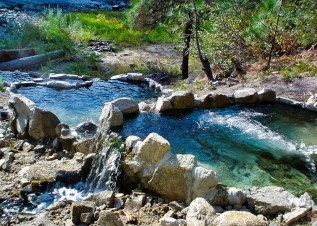 Rocky Canyon Hot Springs