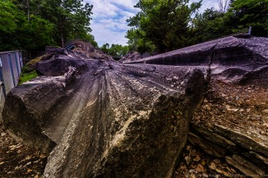 Glacial Grooves SF
