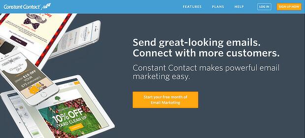 contatto costante - strumenti di marketing dei contenuti