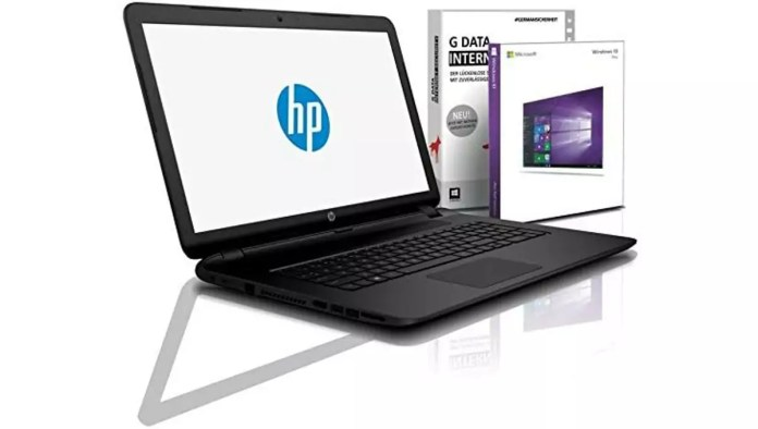 HP Slimbook